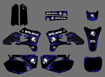 Decals Graphics Backgrounds For Yamaha Yz250F Yz450F 2003-2005