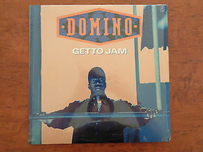 "DOMINO_Getto Jam_used VINYL 12"" inch_ships from AUS!_shO2r"