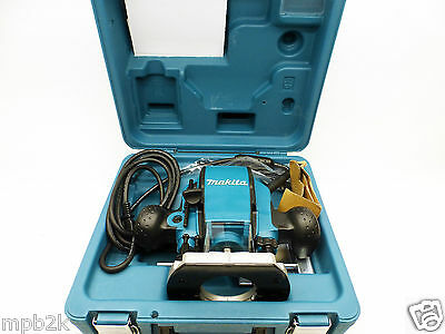 Makita RP0900 8AMP 27000RPM Plunge Router Brand New