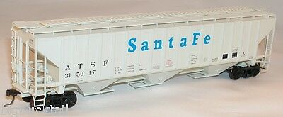 Accurail SANTA FE 3-Bay P-S 4750 Grain Hopper Car KITS (3 car set) NIB