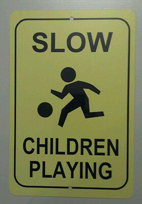 ca140fff73b2e KIDS AT PLAY SLOW DOWN 12