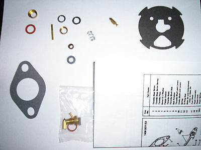 MADE IN USA Zenith 1408 carb carburetor kit Wisconsin K2165 K2152
