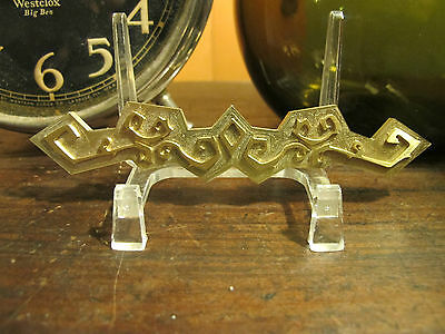 Brass STORYBOOK WHIMSEY Leather Bookbinding letterpress Tool Stamp embossing die