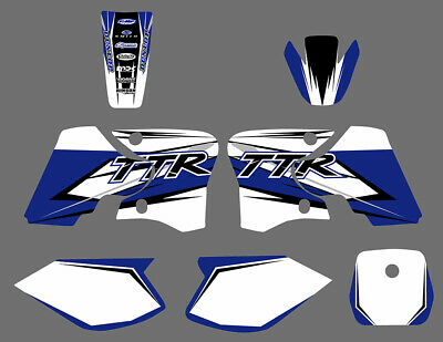Team Graphics Decals Sticker Fit Yamaha Ttr90 2000 01 02 03 04 2005 06 07