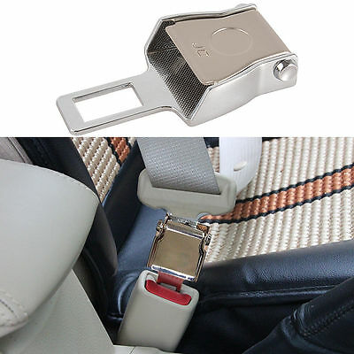 Auto Safety Seat Belt Clip Buckle Adjustable Extension Extender Car Universal 1X