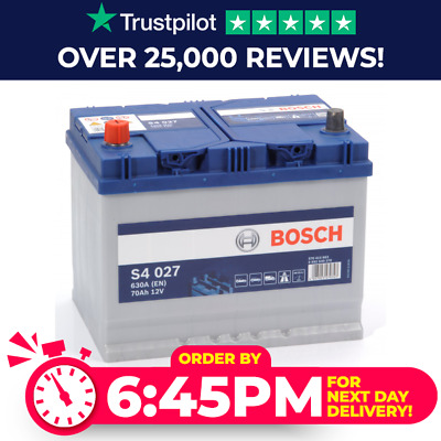 069 Titanium Car Sealed Battery 12V 550A - fits Alfas Bentley Daewoo Land Rover