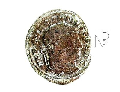 Roman Empire (MASSENZIO) Follis-OSTIA,ROMA