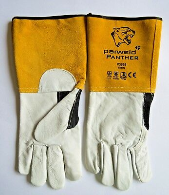 Parweld Panther Fingertip Sensitivity Tig Gloves P3838