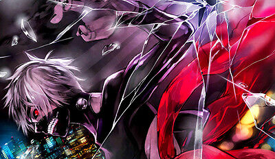 290 Tokyo Ghoul PLAYMAT CUSTOM PLAY MAT ANIME PLAYMAT FREE SHIPPING