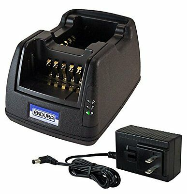 Power Products Dual Unit Rapid Charger for Motorola CP185 Radio