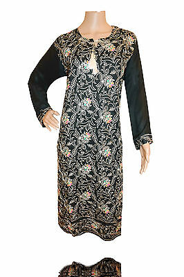 Designer Embroidered kurti kurta Indian Pakistani kameez
