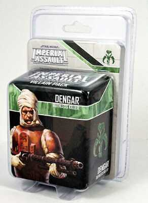 Star Wars Imperial Assault Board Game: Dengar Villian Pack