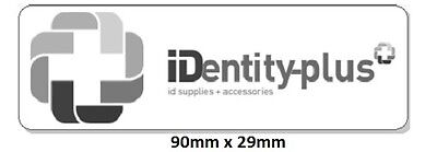 Pre Printed Self Adhesive Sticky Personalised Business Logo Address Post Labels