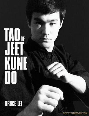 Bruce Lee Book New Expanded Edition Tao Of Jeet Kune-do