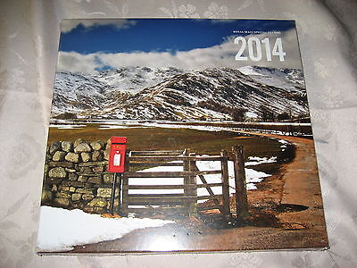 2014  Royal Mail  Yearbook  Year Book 31