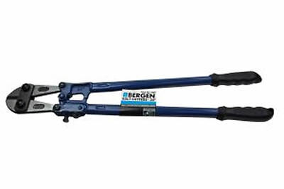 "BERGEN Tools Heavy Duty 24"" 600mm Bolt Croppers / Cutters NEW 7007"