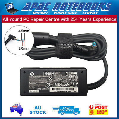 45W Genuine Power AC Adapter Charger For Hp Probook 430 G3 T3M23PT