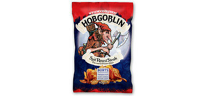Burts Hobgoblin Crisps - Available in 20 x 40g Box
