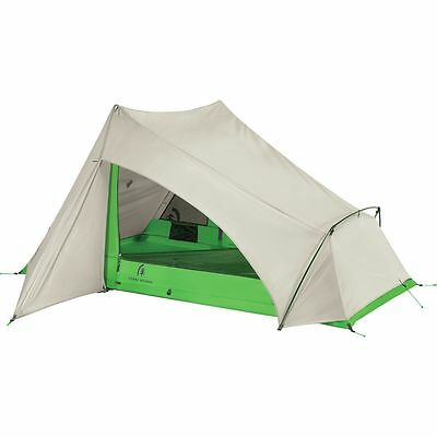Sierra Designs Flashlight 2 Tent: 2-Person 3-Season Sierra Designs Tan/Sierra