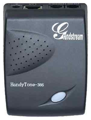 Grandstream HandyTone HT-386 Analog / Digital Phone Line Adapter