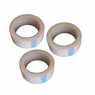 Professional Eyelash Extension MicroPore Tape - 3 Rolls