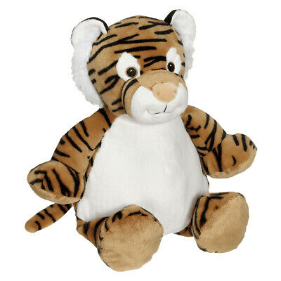 Tory Tiger 16 inch Embroider Buddy Plush Toy
