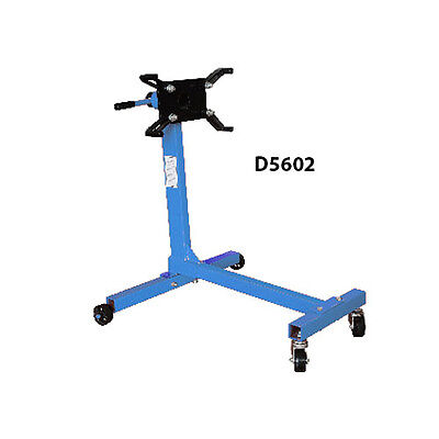 New,  Engine  Stand, Support, Rotating Head  450Kg   @ Dtm Trading (D5602)