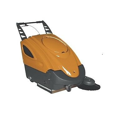 DURASWEEP 50 BT Battery Powered Sweeper 680mm-Made in Italy