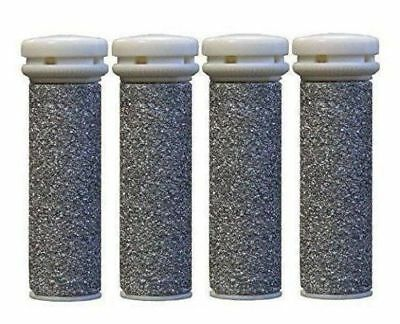 4 x Emjoi Micro SUPER EXTREME Mineral Compatible Pedi Replacement Rollers