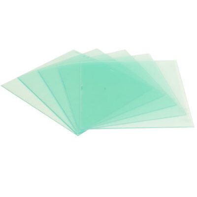 """CR39 Clear Protective Lens 4 1/4"""" x 3 1/4"""" 108 x 83mm for Welding / Welders Mask"""