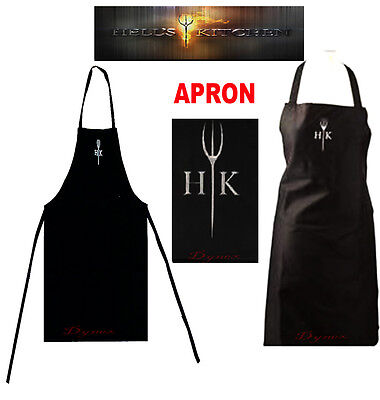 Hell's Kitchen Hells Textile Kitchen BBQ Apron PREMIUM QUALITY