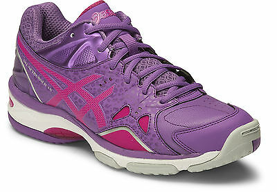 Asics Gel Netburner 18 Womens Netball Shoes (D) (3321) + Free Aus Delivery
