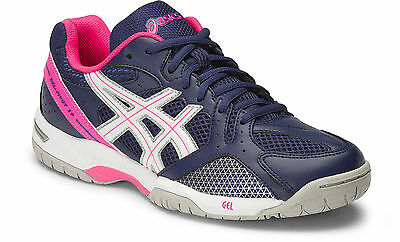 Asics Gel Pivot 10 Womens Netball Shoes (B) (5001) + Free Aus Delivery