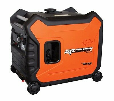 SP Tools Generator 7Hp 3.3KVA 3300w Inverter Torini 4 Stroke Engine SPGi3300E