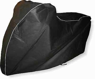 Motorcycle Indoor Breathable Bike Dust cover fits Kawasaki GTR1400 with luggage