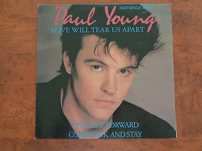 "PAUL YOUNG_Love Will Tear Us Apart_used VINYL 12"" inch_ships from AUS!_shP3R"