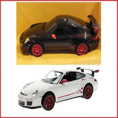 RC Porsche 1:24 Licensed Gt3Rs Kids Toy Car Gift Xmas Remote Controlled Cars NEW