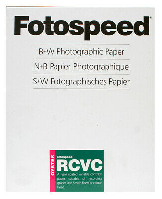 Fotospeed RC VC Oyster 8x10 100 Sheets