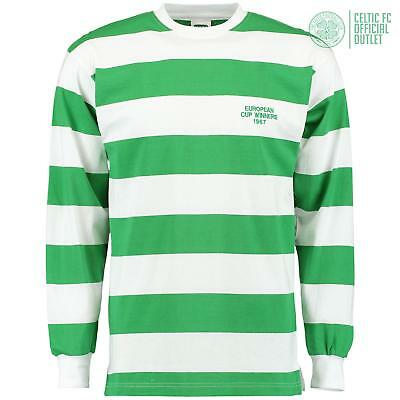 Celtic FC Retro 1967 Long Sleeved Jersey