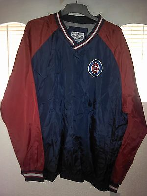 Chicago Cubs 2-Tone Windbreaker Medium NWT Lester Bryant Rizzo Soler Heyward