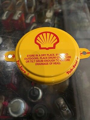 Shell Drum Seal NOS