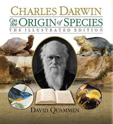 On the Origin of Species: The Illustrated Edition by Charles Darwin...