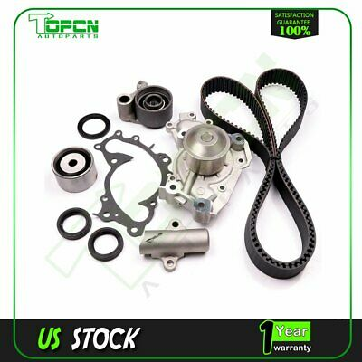 Timing Belt Water Pump Kit For 2004-2006 TOYOTA CAMRY 3.3L 24 Valve 3MZFE Engine