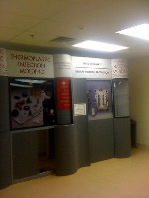 Nice Large Used Trade Show Booth