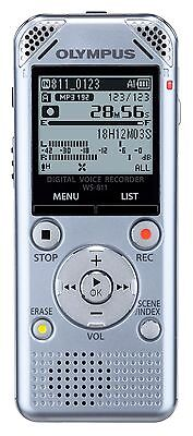 Olympus WS-811 2GB Silver, Digital Voice Recording – Genuine & Brand new
