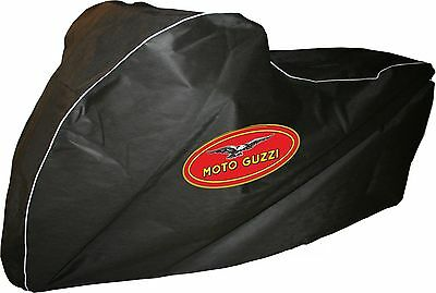 Breathable Indoor motorcycle Motorbike Dust cover Fits Motorrad Guzzi V7