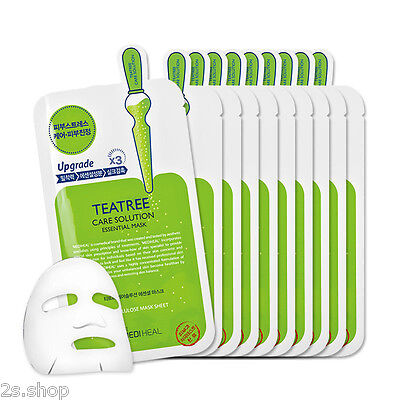 [Mediheal] TEATREE CARE SOLUTION Healing Essential Mask Pack