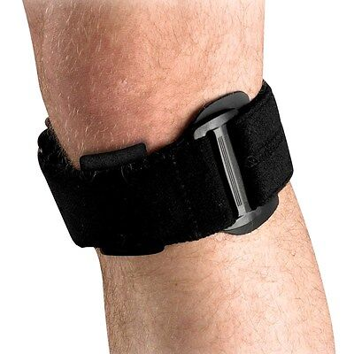 Physio Patella Gel Knee Strap Adjustable Support Brace Jumper Tendonitis Running