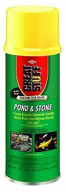 GREAT STUFF Pond & Stone 12 oz Insulating Foam Sealant, New, Free Shipping
