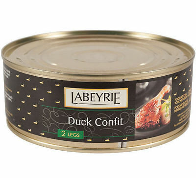 Labeyrie Duck Confit 2 legs - Made in France - 825 grams